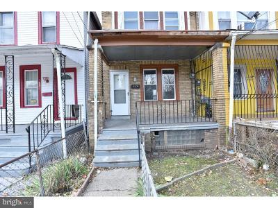 Camden Single Family Home For Sale: 153 N 25th Street