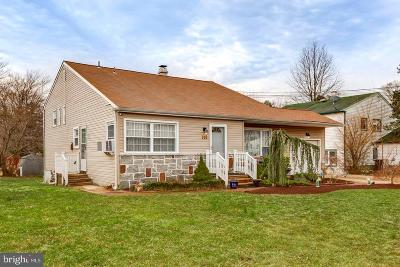 Cherry Hill Single Family Home For Sale: 202 Cranford Road