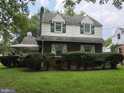 Pennsauken Single Family Home For Sale: 1769 Hillcrest Avenue