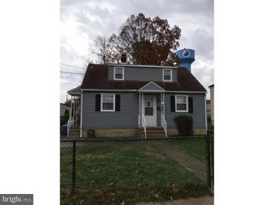 Bellmawr Single Family Home For Sale: 113 Union Avenue