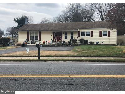 Clementon Single Family Home For Sale: 1018 Chews Landing Road