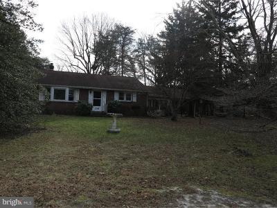 Voorhees Single Family Home For Sale: 206 Kresson Gibbsboro Road