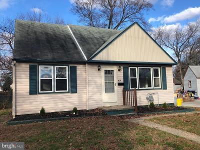 Magnolia Single Family Home For Sale: 414 Camden Avenue