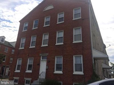 Gloucester City Single Family Home For Sale: 114 Ellis Street