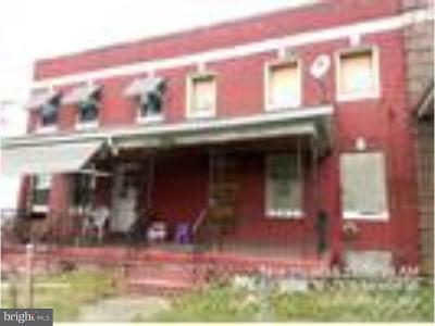 Camden Single Family Home For Sale: 729 Morgan Street