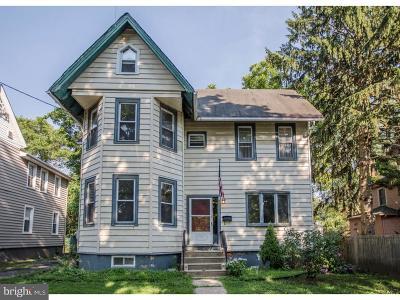 Single Family Home For Sale: 321 Dayton Avenue