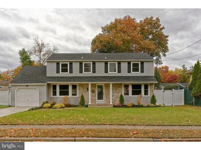 Cherry Hill Single Family Home For Sale: 28 Jade Lane