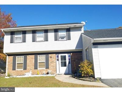 Gloucester Twp, Sicklerville Single Family Home For Sale: 121 Arbor Meadow Drive