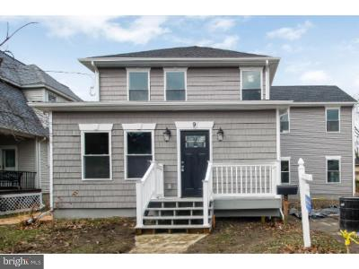 Haddon Township NJ Single Family Home For Sale: $549,000