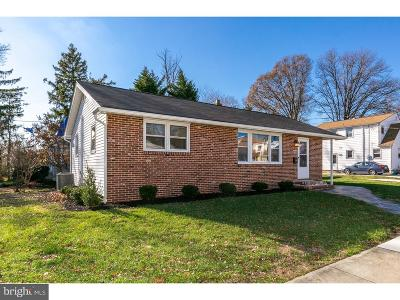 Cherry Hill, Marlton, Evesham Twp, Voorhees, Haddon Heights, Haddonfield, Haddon Township, Collingswood, Audubon, Mount Laurel, Moorestown, Maple Shade Single Family Home For Sale: 1120 Belmont Avenue