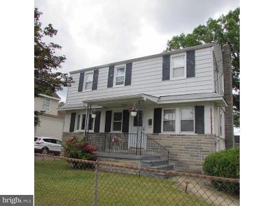 Somerdale Single Family Home For Sale: 24 E Maiden Lane