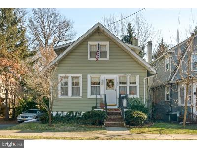 Cherry Hill, Marlton, Evesham Twp, Voorhees, Haddon Heights, Haddonfield, Haddon Township, Collingswood, Audubon, Mount Laurel, Moorestown, Maple Shade Single Family Home For Sale: 202 Chestnut Avenue
