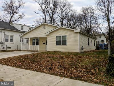 Pennsauken Single Family Home For Sale: 2216 39th Street