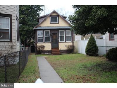 Gloucester City Single Family Home For Sale: 810 Center Street