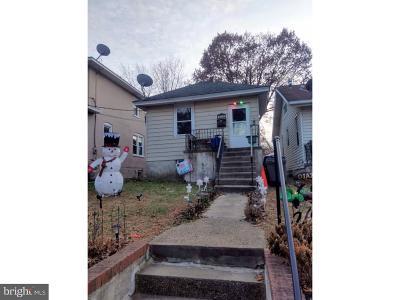 Pennsauken Single Family Home For Sale: 805 Delair Avenue