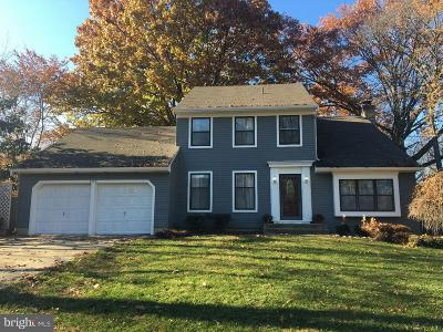 Cherry Hill Single Family Home For Sale: 408 Columbia Blvd