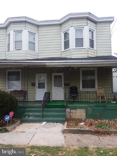 Oaklyn Single Family Home For Sale: 138-140 Parker Avenue