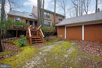 Voorhees Single Family Home For Sale: 62 Battery Hill Drive