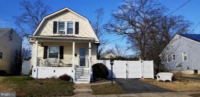 Runnemede Single Family Home For Sale: 131 E 2nd Avenue
