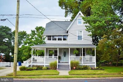 Laurel Springs Single Family Home For Sale: 718 Chestnut Avenue