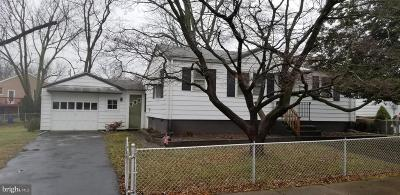 Mount Ephraim Single Family Home For Sale: 336 Baird Avenue