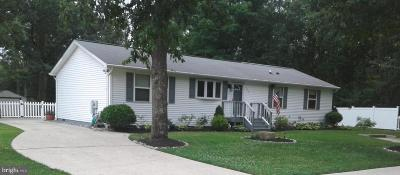 Hammonton Single Family Home For Sale: 406 Spring Road