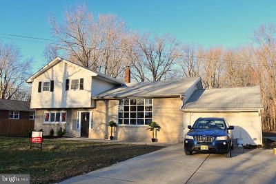 Cherry Hill Single Family Home For Sale: 1214 Severn Ave