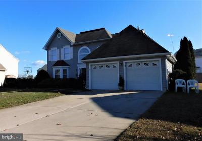 Sicklerville Single Family Home For Sale: 3 Frosty Hollow Court