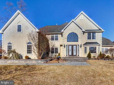 Voorhees Single Family Home For Sale: 6 Jillians Way