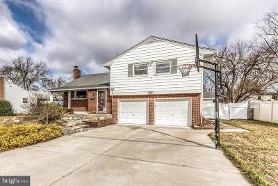 Cherry Hill Single Family Home Under Contract: 124 Weather Vane