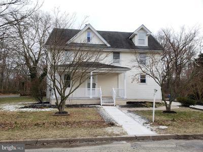 Cherry Hill Single Family Home For Sale: 401 Merchant