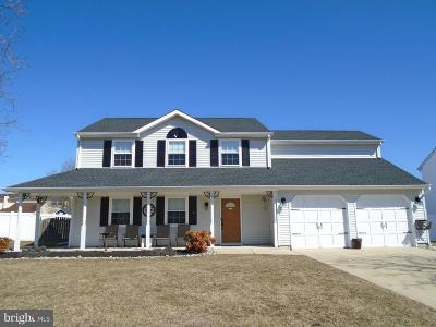 Sicklerville Single Family Home For Sale: 24 Huckleberry Avenue
