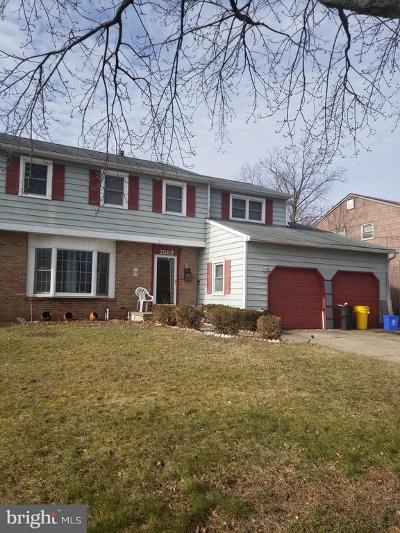 Pennsauken Single Family Home For Sale: 2569 Pettit