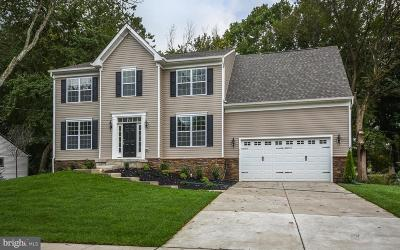 Cherry Hill Single Family Home For Sale: 44 Overbrook