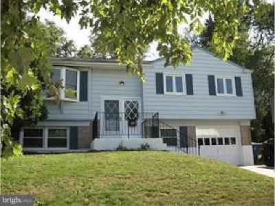 Voorhees Single Family Home For Sale: 105 E Evesham Road