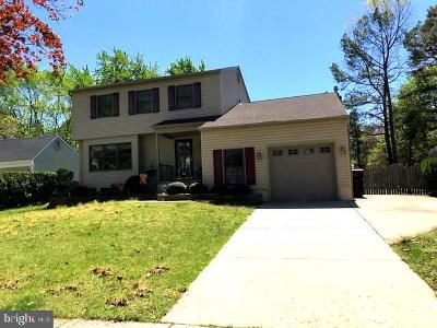 Sicklerville Single Family Home For Sale: 43 Carrie Place