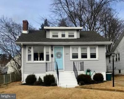 Runnemede Single Family Home For Sale: 109 W 1st Avenue