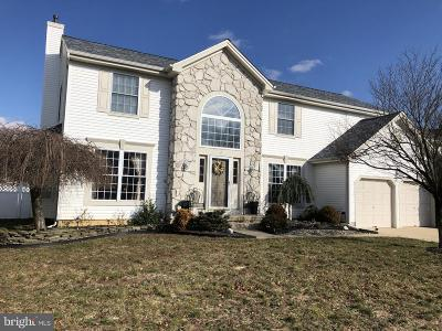 Sicklerville Single Family Home For Sale: 3 Red Gravel Circle