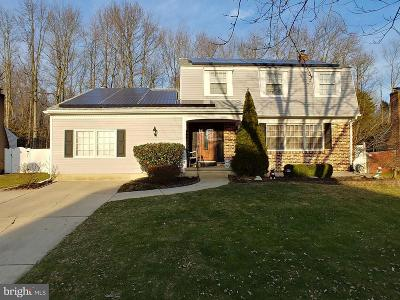 Clementon Single Family Home Under Contract: 7 Charter Oak Road