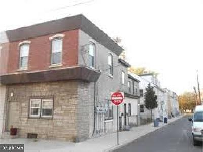 Gloucester City Multi Family Home For Sale: 229 3rd Street