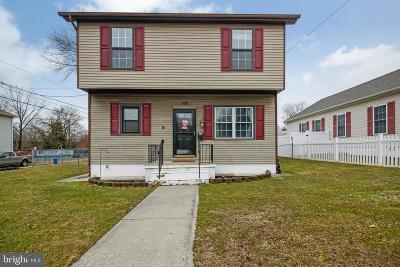 Gloucester City Single Family Home For Sale: 100 Harvard Avenue