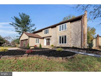 Cherry Hill Single Family Home For Sale: 1013 Red Oak Drive