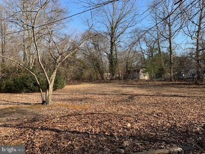 Clementon NJ Residential Lots & Land For Sale: $35,000