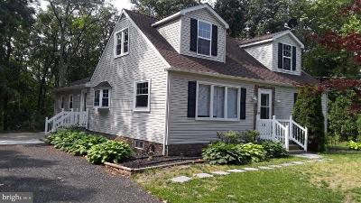 Sicklerville Single Family Home For Sale: 545 Hickstown Road