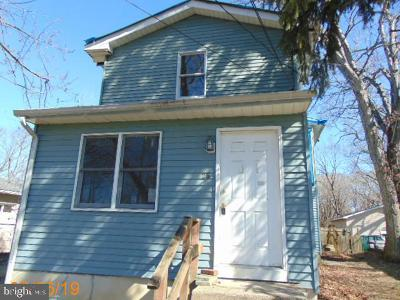 Pine Hill Single Family Home For Sale: 25 W 5th Avenue