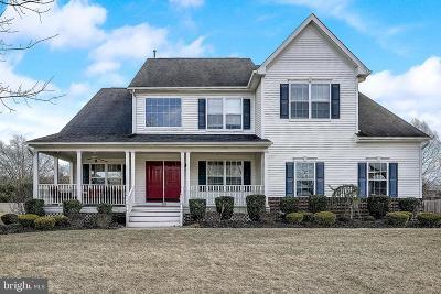 Sicklerville Single Family Home For Sale: 108 White Cedar Drive