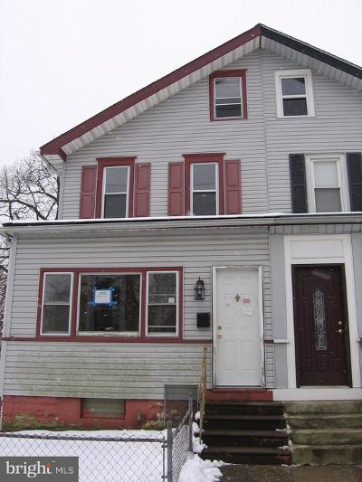 Brooklawn Single Family Home For Sale: 234 Christiana Street