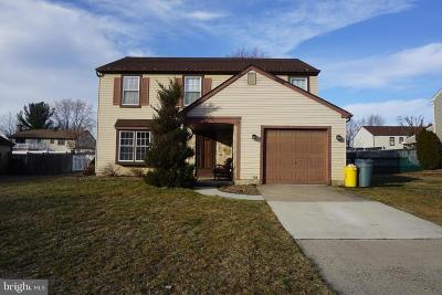 Pennsauken Single Family Home For Sale: 8319 Crofton