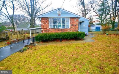 Runnemede Single Family Home For Sale: 131 Oak Avenue
