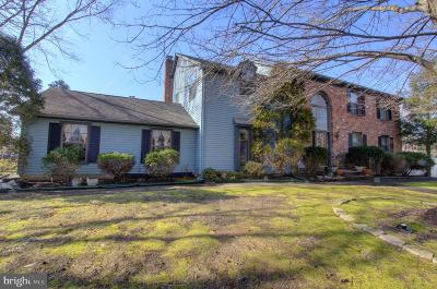 Cherry Hill Single Family Home For Sale: 2 Lynford